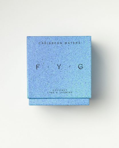 Find Your Glow Carribean Waters Candles Memories Coconut Lime Jasmine