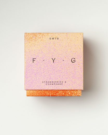 Find Your Glow Sw19 Candles Memories Strawberry Champagne